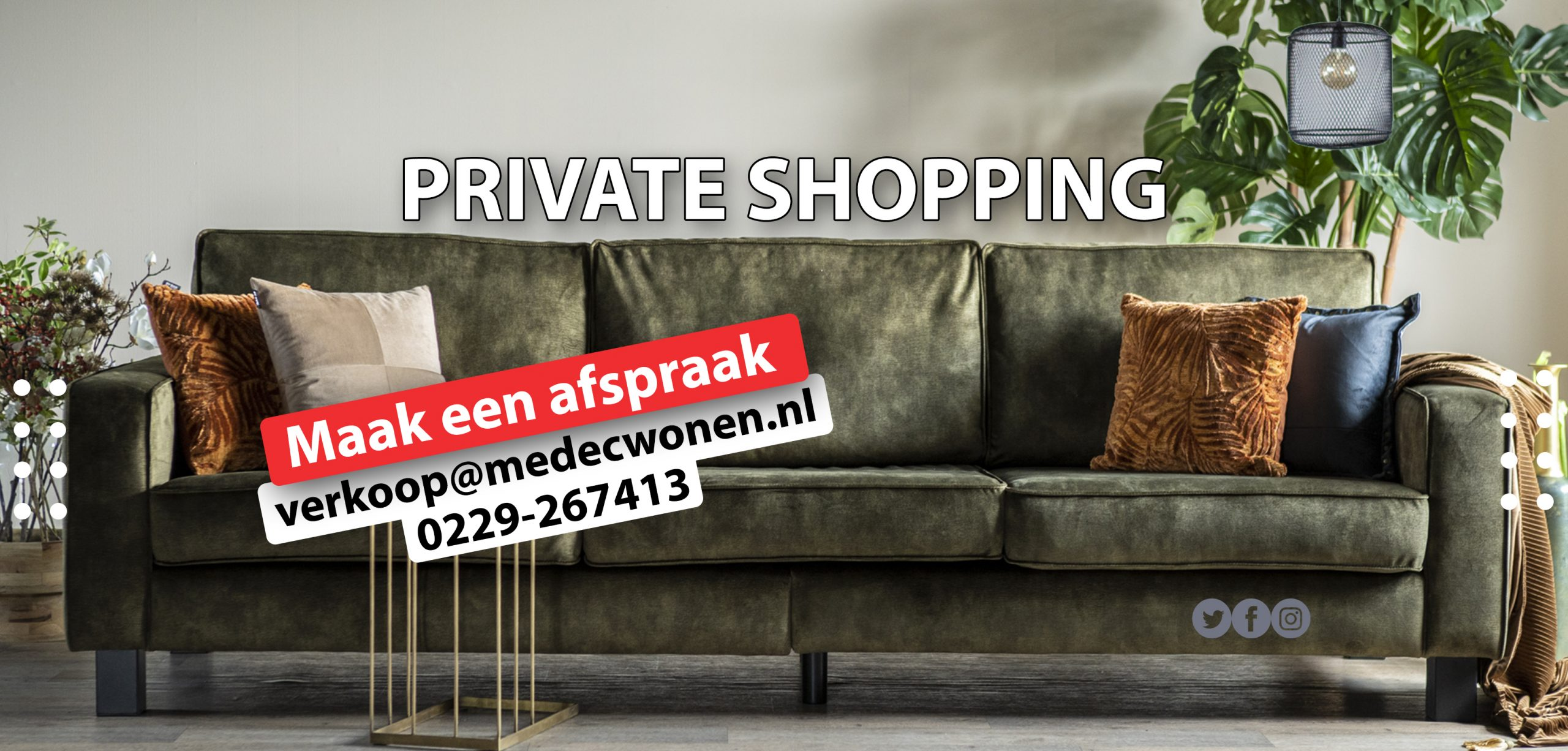 Advertentie 11 april afspraak